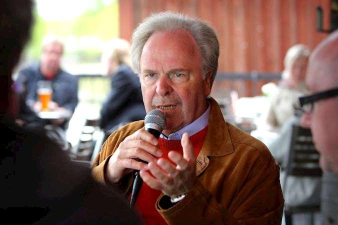 Kaj Bärlund utsågs på FSD:s kongress till FSD:s hedersordförande.